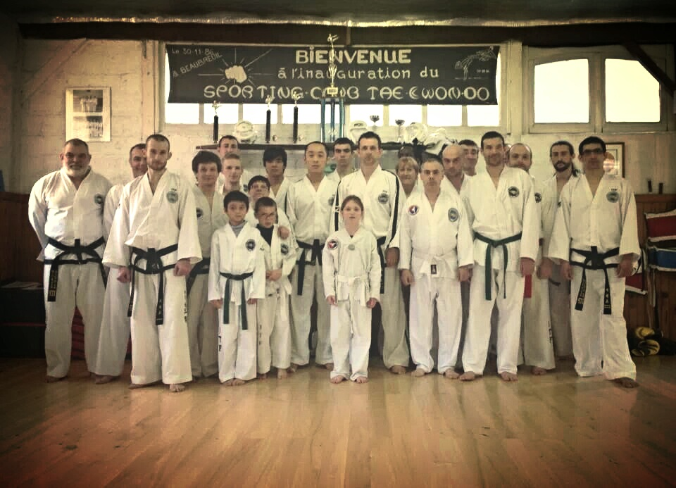 club taekwondo limoges